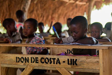 Scolarisation et soutien scolaire - Togo